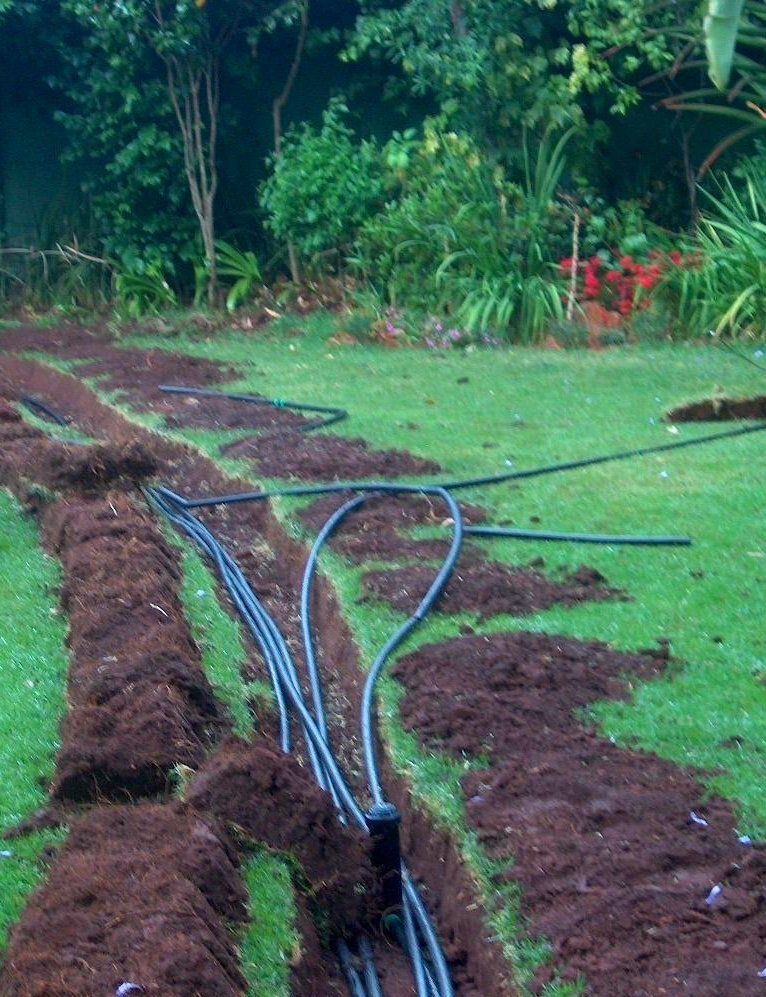 Garden irrigation design native home garden design for Home garden irrigation design
